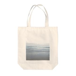 約束の海 Tote bags
