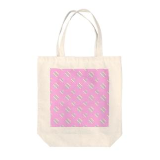 レオナのPolka Dots(YumeKawaii Color) Tote bags