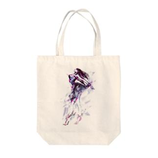 風 Tote bags