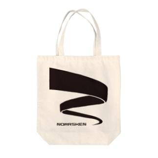 オーロラ01 Tote bags