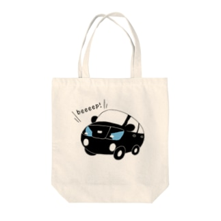 車だよ。 Tote bags