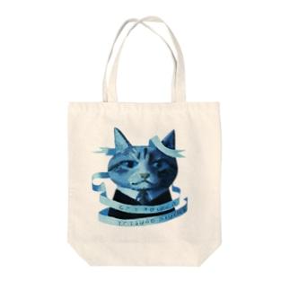 Cat Power Tote bags