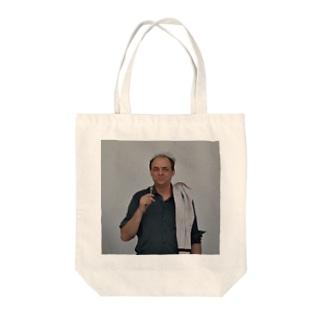 グレアム・ハーマン Tote bags