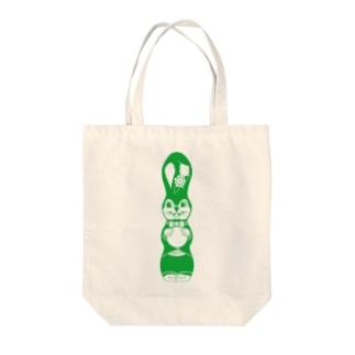イースター Tote bags