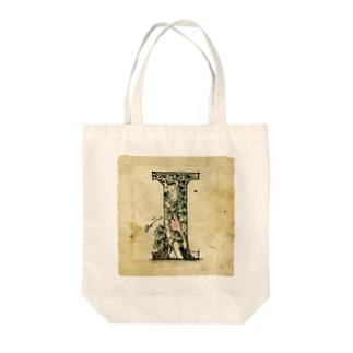 I Tote bags