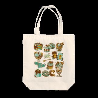レモネードプールのチョコミント Tote bags