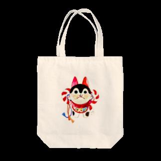 cameliaの狗 Tote bags