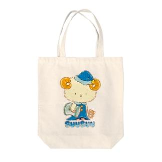 Suusuu(スースー) Tote bags