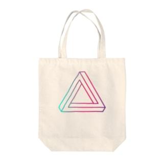 Penrose Tokyo no.3 Tote bags