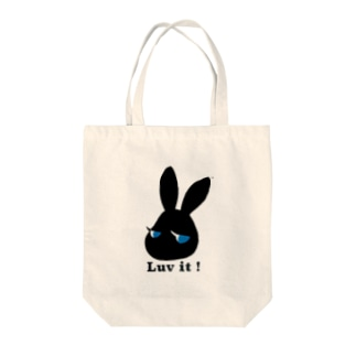 Luv it ! ★ウサギ01 Tote bags