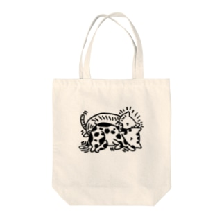 Boring Cats2 Tote bags