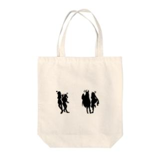 モノクロpart3 Tote bags