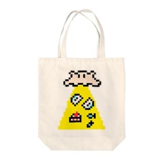 メンFO Tote bags