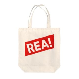 REA01 Tote bags