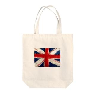 England Kokki Tote bags