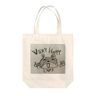 べりはっぴ〜 Tote bags