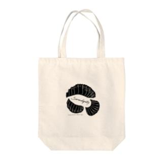 Serendipity logo mark Tote bags