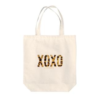 XOXO Tote bags