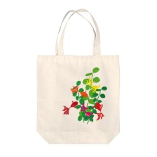 金魚-水草- Tote bags