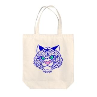 虎・寅・トラ Tote bags