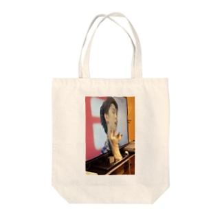 ニャーニャーΣ≡Σ≡Σ≡Σ≡L(Φ□ΦL) Tote bags