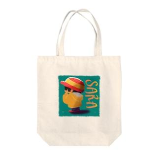SARA Tote bags