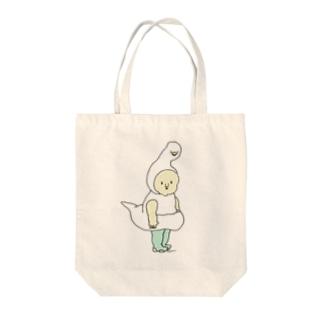 白鳥の湖 Tote bags