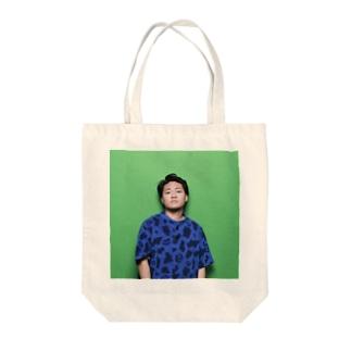 小川ハル アー写B スクエア Tote bags