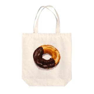 オールドファッションドーナツ Tote bags