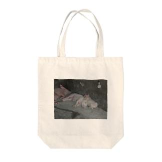 masahirosanの子豚 Tote bags