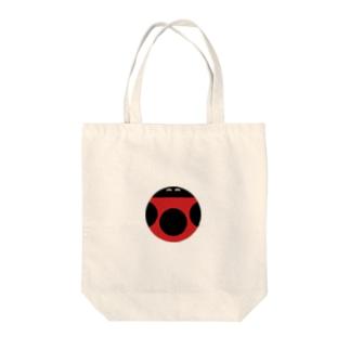 にっこしてんとう虫 Tote bags