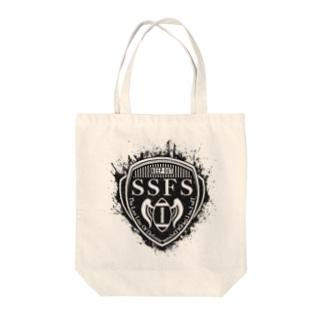 SS-FS splash Tote bags