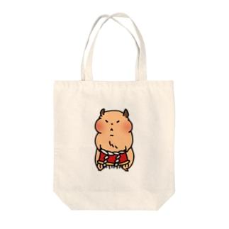 きんくまのやま Tote bags