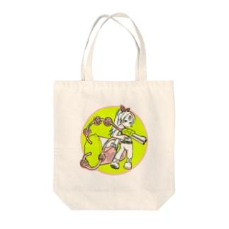 タピオカバスターズ長女 Tote bags