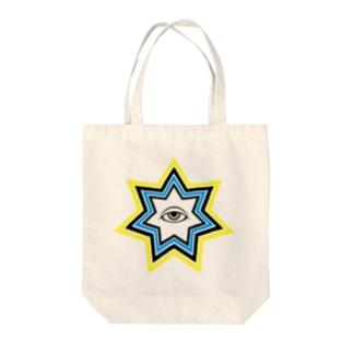 明けの明星 Tote bags