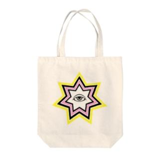 宵の明星 Tote bags