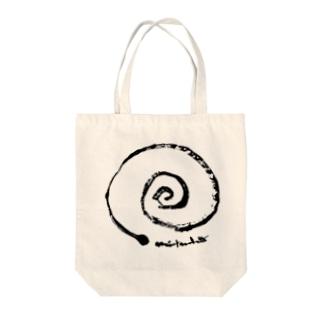 Mitsuhoのぐるり -Gururi- Tote bags