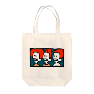 KntyのBrother  Tote bags