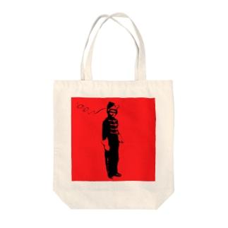 なうちのVHS BOY Tote bags