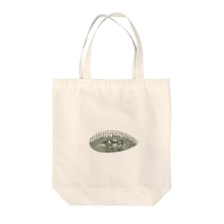 ◔24 Tote bags
