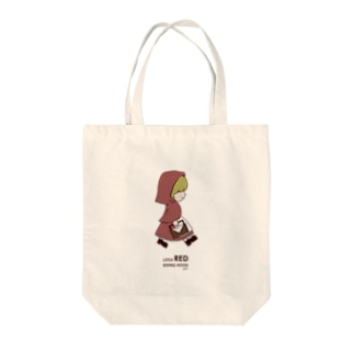 It's My Life / Girl:Red Little Riding Hood Tote bags