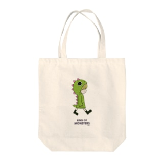 It's My Life / Girl:King of Monsters Tote bags