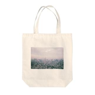 とうきょう Tote bags