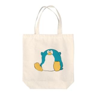 ペンペン Tote bags