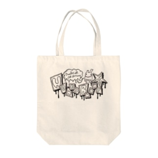 HoneyBunny Tote bags