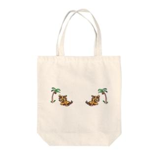 シーサー、勝舟屋、沖縄、楽しい、癒し Tote bags