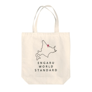 ENGARU WORLD STANDARD Tote bags