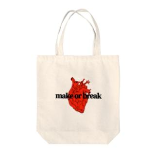 make or break. Tote bags