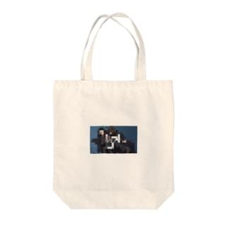 病人 Tote bags