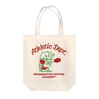Athletic Dept_GRN Tote bags